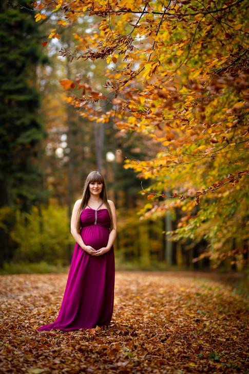 Sesja ciążowa, kobieta w ciąży_DSC1645.j