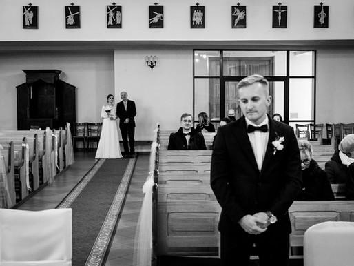Ślub kościelny w czasach pandemii