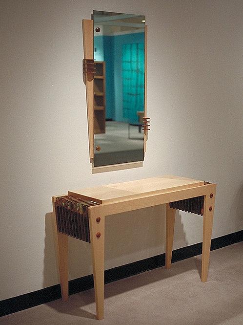 Radiator Table & Mirror