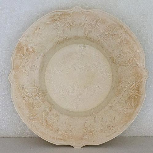 Large Cream Platter