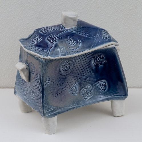 Medium Blue Box