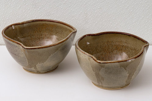 Medium Bowls, set of 2