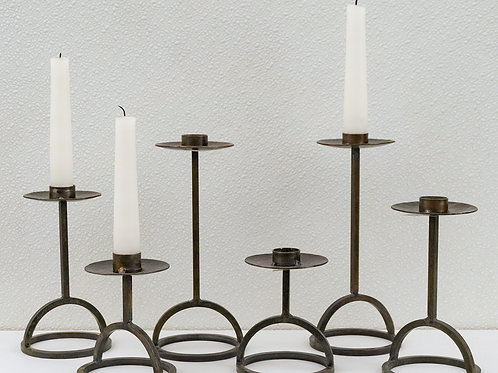 Candle Holders, apiece