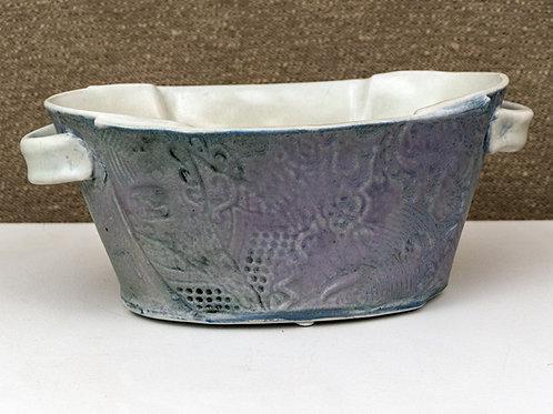 Lavender Fruit Bowl