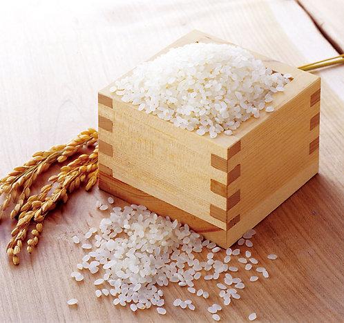 無農薬 有機栽培 白米5kg