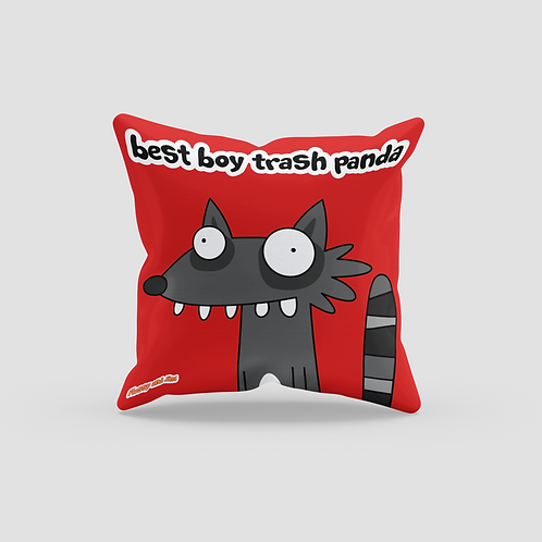 Trash Panda Cushion