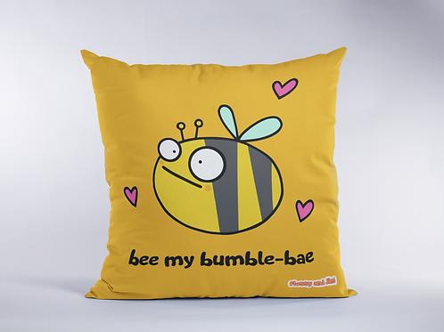 Bumble-Bae Cushion