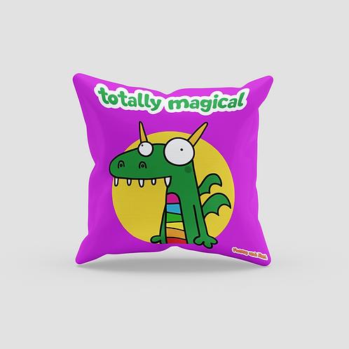 Magical Dragon Cushion