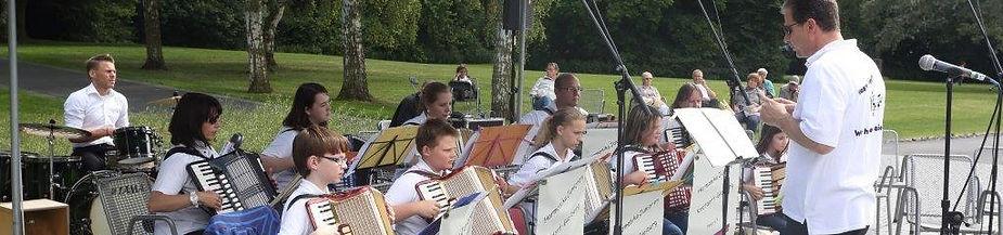 Akkordeonverein,Musikverein,Wettenberg,Krofdorf,Wißmar,Launsbach,Musikschule,Akkordeon lernen,Harmonika,Hessen,Jugend,Kinder