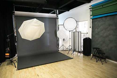 2 Hour Studio Rental