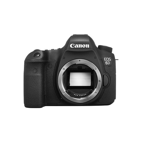 Canon 6d Body Rental
