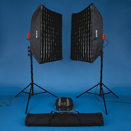 Two-Light Kit Rental