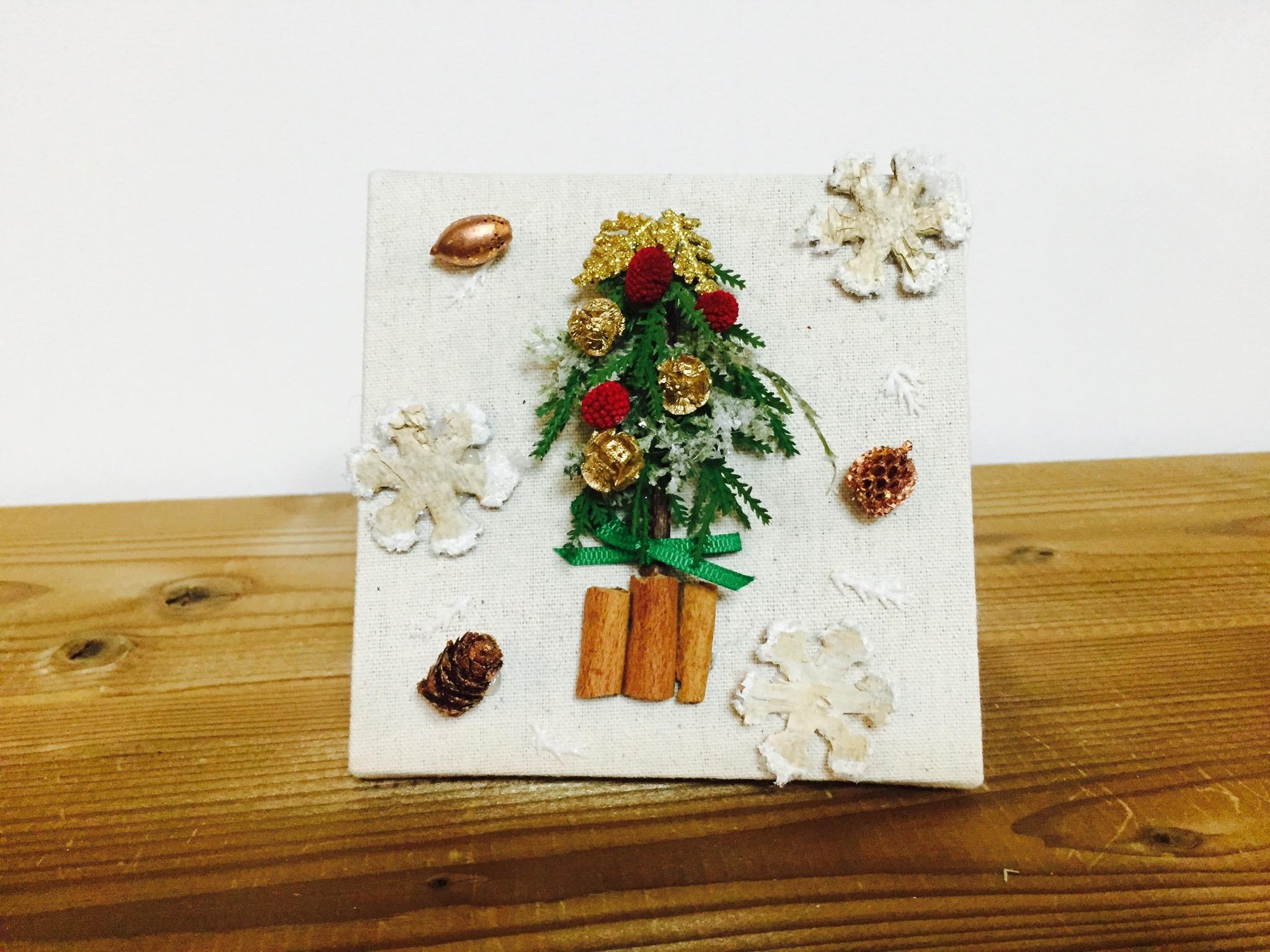 ミニクリスマスボード