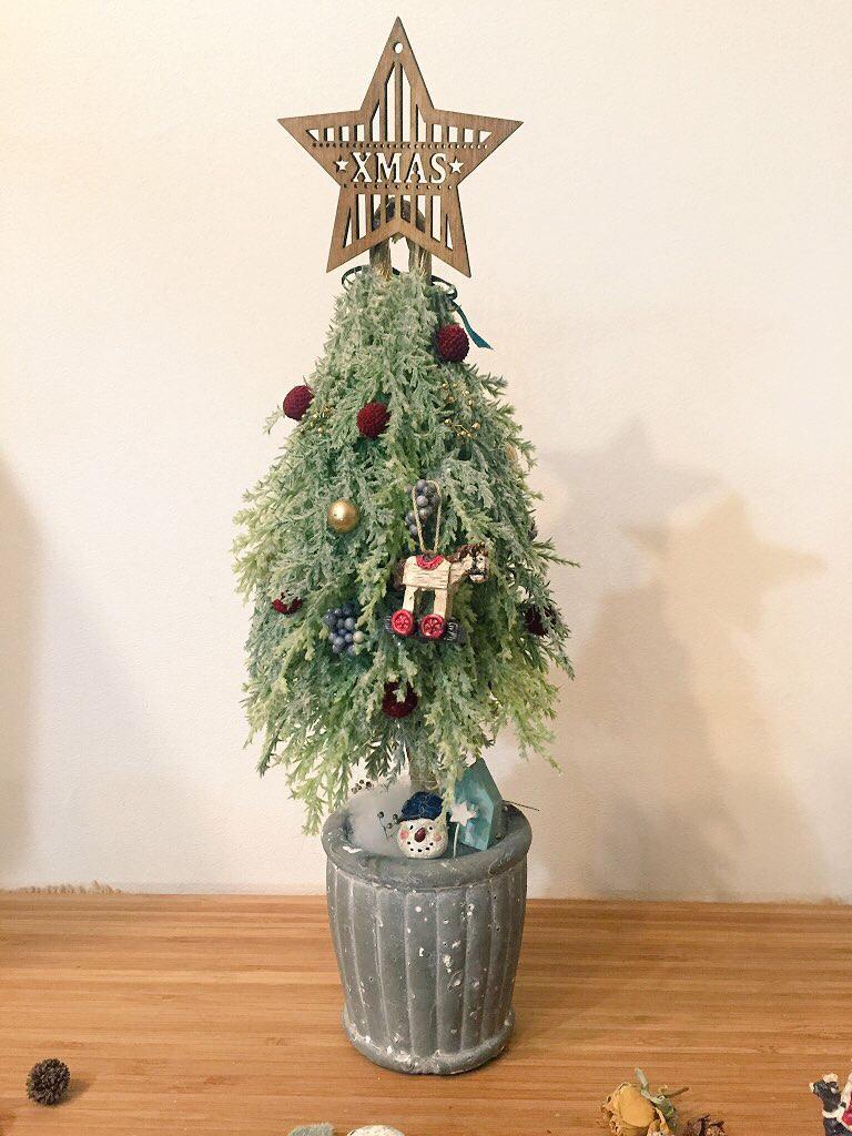 1から作るクリスマスツリー