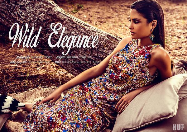 WILD ELEGANCE · HUF Mag
