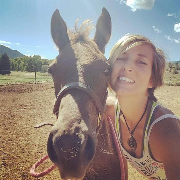 Mercedes ♡♡ #instahorse #filly #equestri