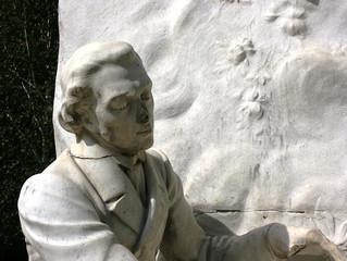 Happy Birthday Chopin (206 years old)