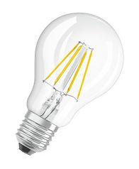 Emporio della Lampada Torino lampadina LED filamento E27 chiara trasparente