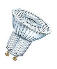 Emporio della Lampada Torino lampadina LED GU10 220V alogena PAR16 vetro