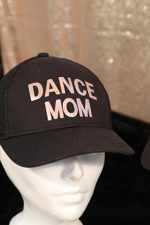 Dance Mom Rose Gold