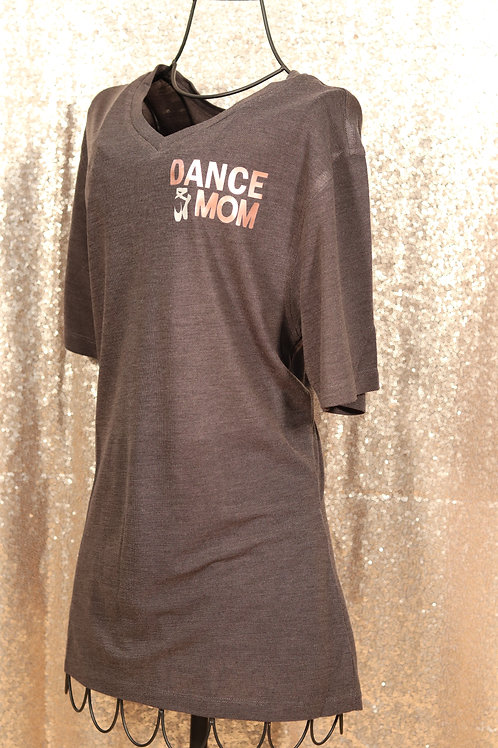 Dance Mom Rose Gold tee