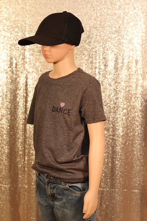 Grey T Shirt Dance