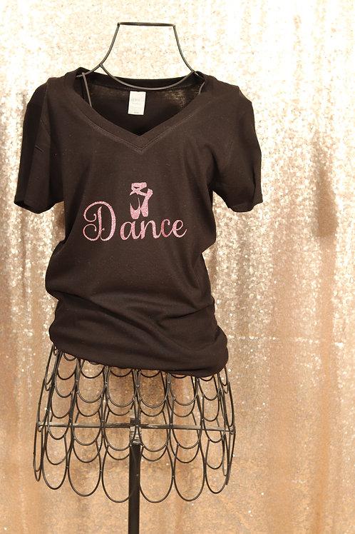 Dancet-shirt Rose Gold