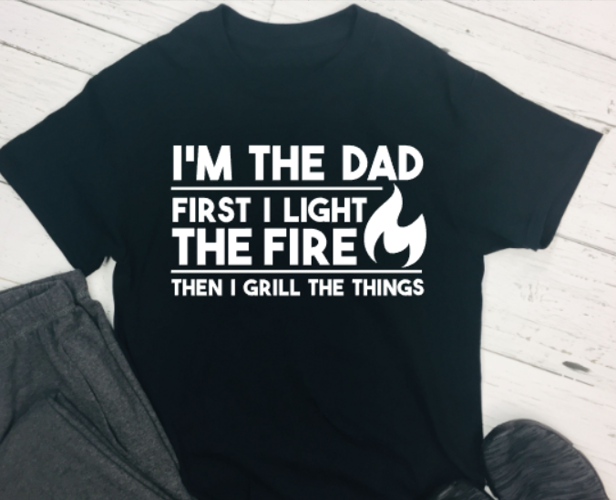 I'm the dad