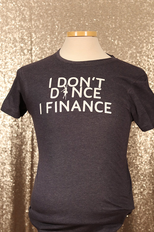 I Don't DanceI Finance