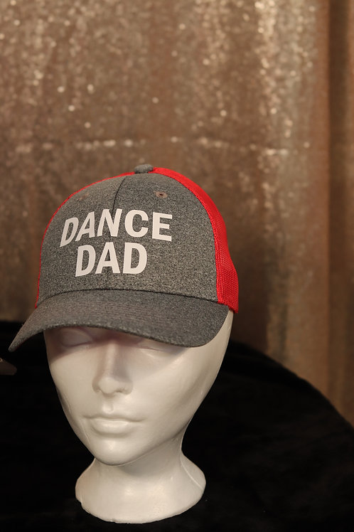 Dance Dad Red