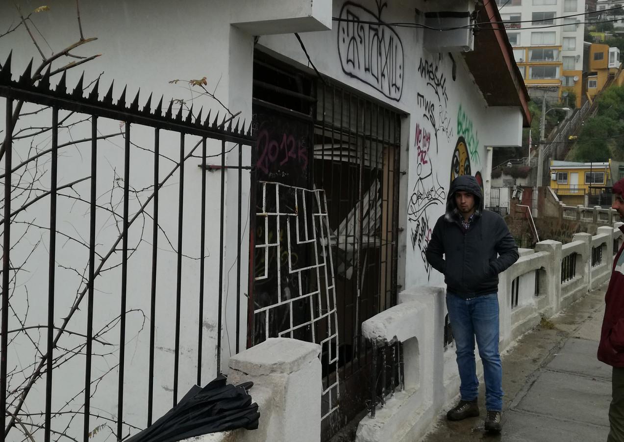 REMODELACION CASA EN VALPARAISO
