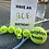 Thumbnail: NTB Personalised tennis birthday bag