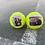 Thumbnail: NTB Personalised Adults tennis balls - Photo edition