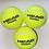 Thumbnail: NTB Personalised PADEL tennis balls - Small design edition