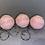 Thumbnail: NTB Personalised  Tennis Ball Keyring