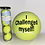 Thumbnail: NTB Personalised Giant Tennis Ball