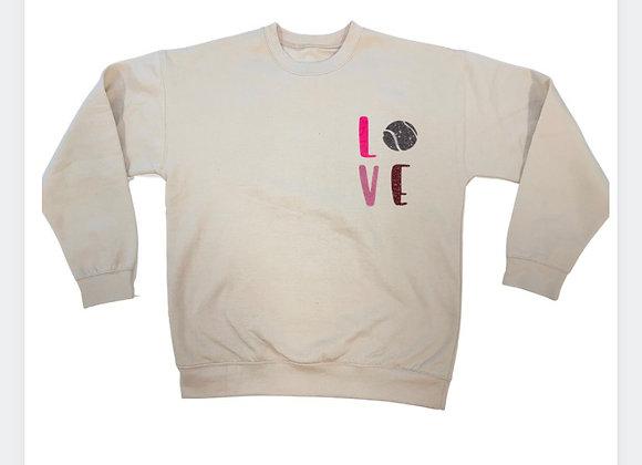 NTB - Personalised Women's Sweatshirt - Beige