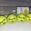 Thumbnail: NTB Personalised Adult's Tennis Balls - Emoji Edition
