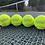 Thumbnail: NTB Personalised PADEL tennis balls - Standard text edition