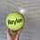 Thumbnail: NTB Personalised Medium Tennis Ball