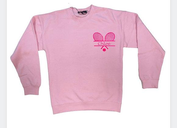 NTB - Personalised Women's Sweatshirt - Pink