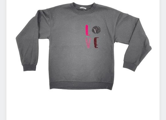 NTB - Personalised Women's Sweatshirt - Black