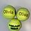 Thumbnail: NTB Personalised Children's Tennis Balls