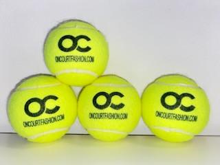Oncourtfashion logo