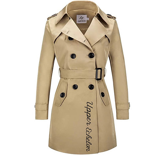 Signature Women's Trench Coat