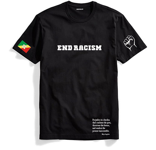 End Racism Tee (Youth)