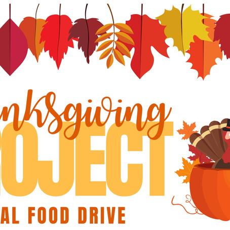 Upper Echelon + Thanksgiving Drive