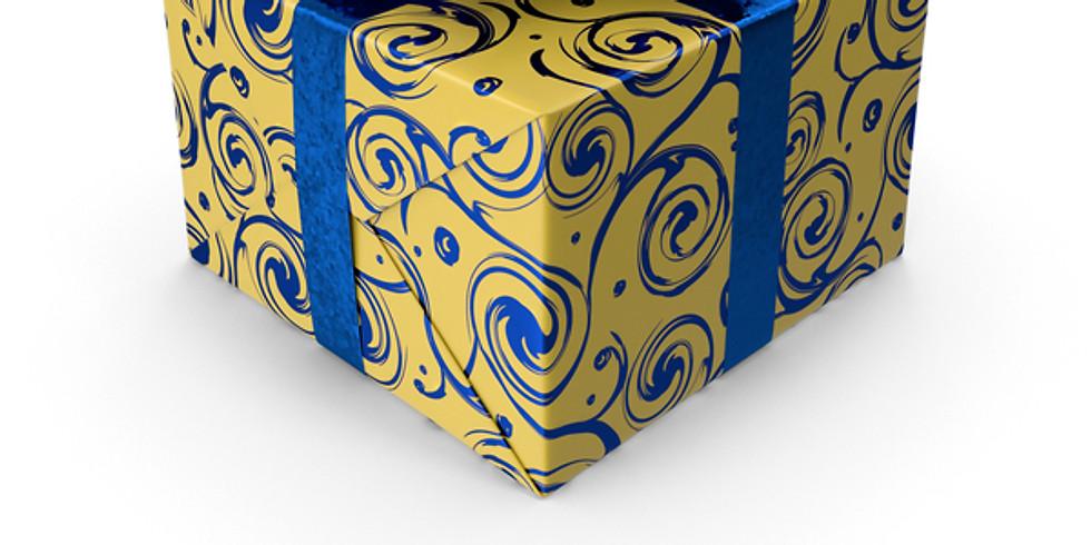 Secret Sigma: Gift Card Raffle