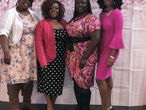 """""""We do it for Hattie!"""" - The Power of Pink Breast Cancer Awareness Brunch"""