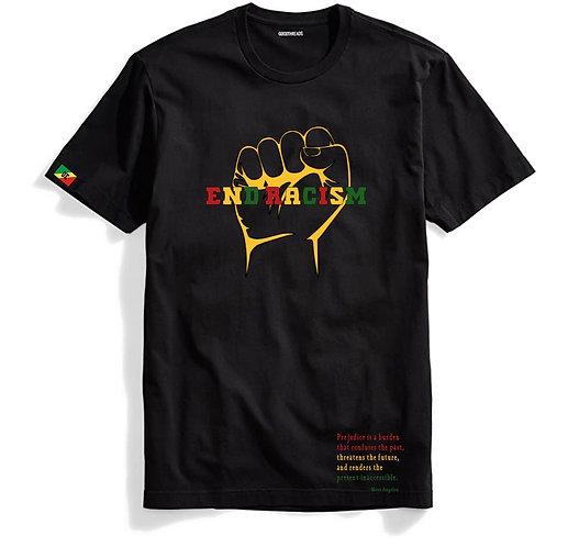End Racism Pro-Black Tee